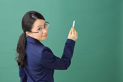 教師・女性